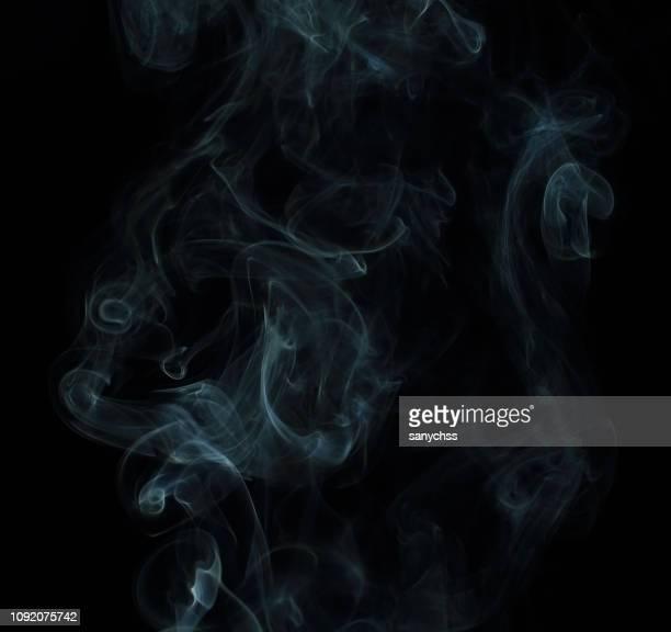 plume smoke wave design wallpaper