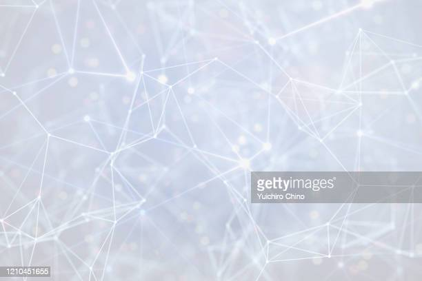abstract wire network connection - scientificsubjects stock pictures, royalty-free photos & images