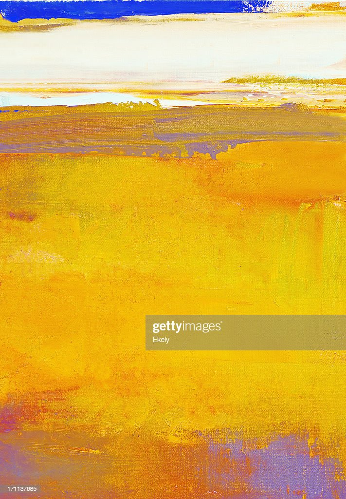 Abstract yellow art backgrounds. : Stock Photo