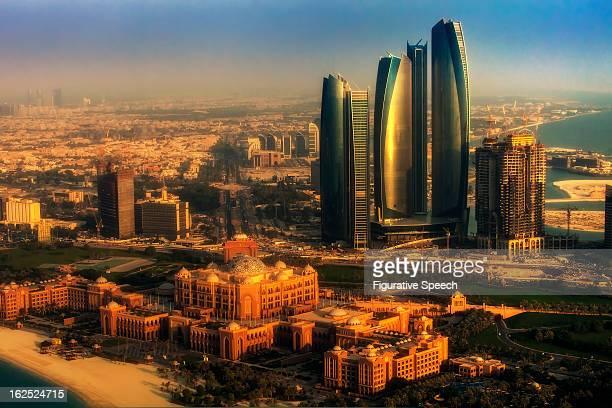 Abu Dhabi Architectural Icons