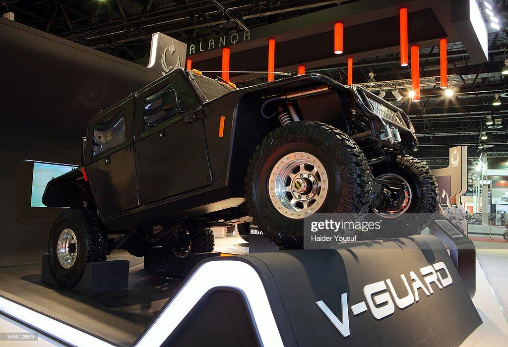 Dubai International Motor Show - Day 5 : News Photo
