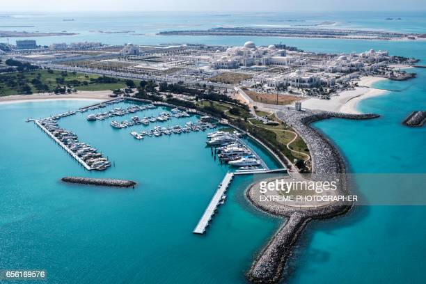 Abu Dhabi-Bucht