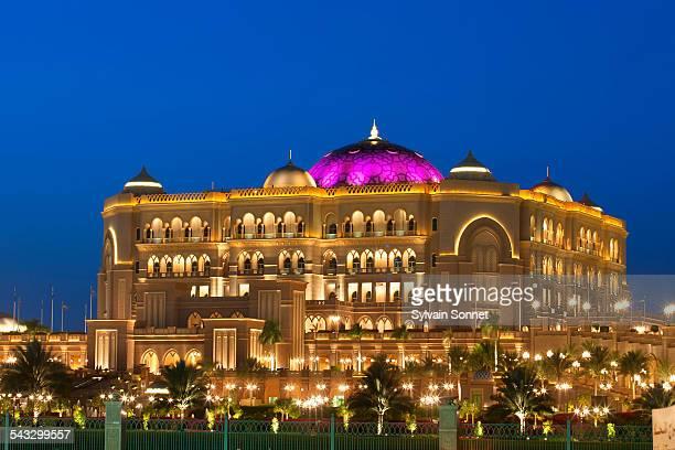 Abu Dhabi, Emirates Palace