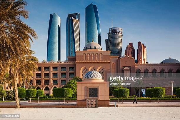 UAE, Abu Dhabi, Exterior