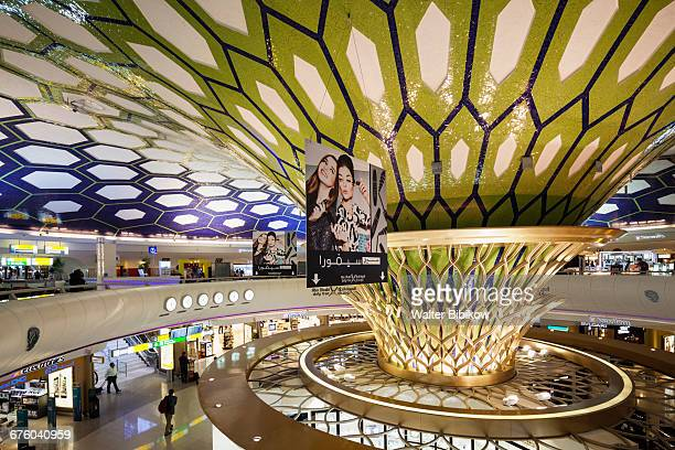 UAE, Abu Dhabi, Interior