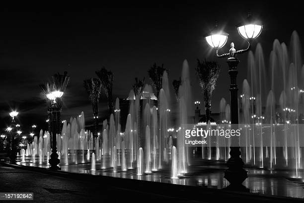 Abu Dhabi Palace Fountains 16411