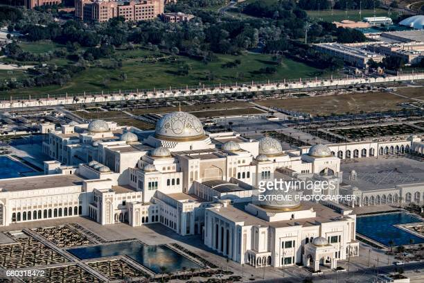 abu dhabi presidential palace - presidential palace stock pictures, royalty-free photos & images
