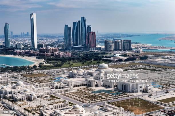 Abu Dhabi Presidential Palace
