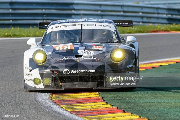 Abu Dhabi Proton Racing Porsche 911 RSR