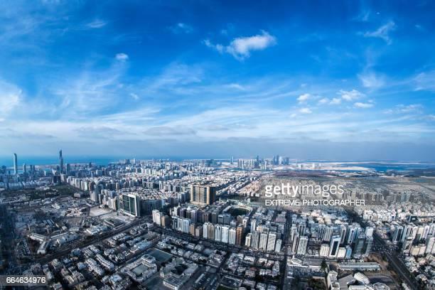 Abu Dhabi urban area