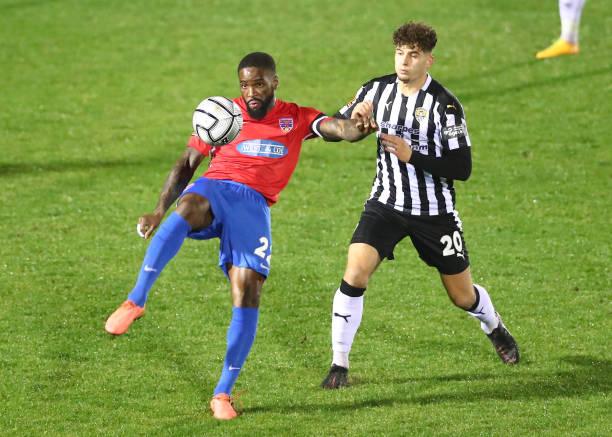 GBR: Dagenham And Redbridge v Notts County - Vanarama National League