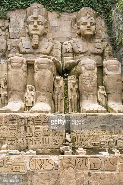 Abu Simbel Great Temple, Egypt