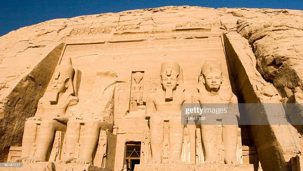 Abu Simbel : Stock Photo