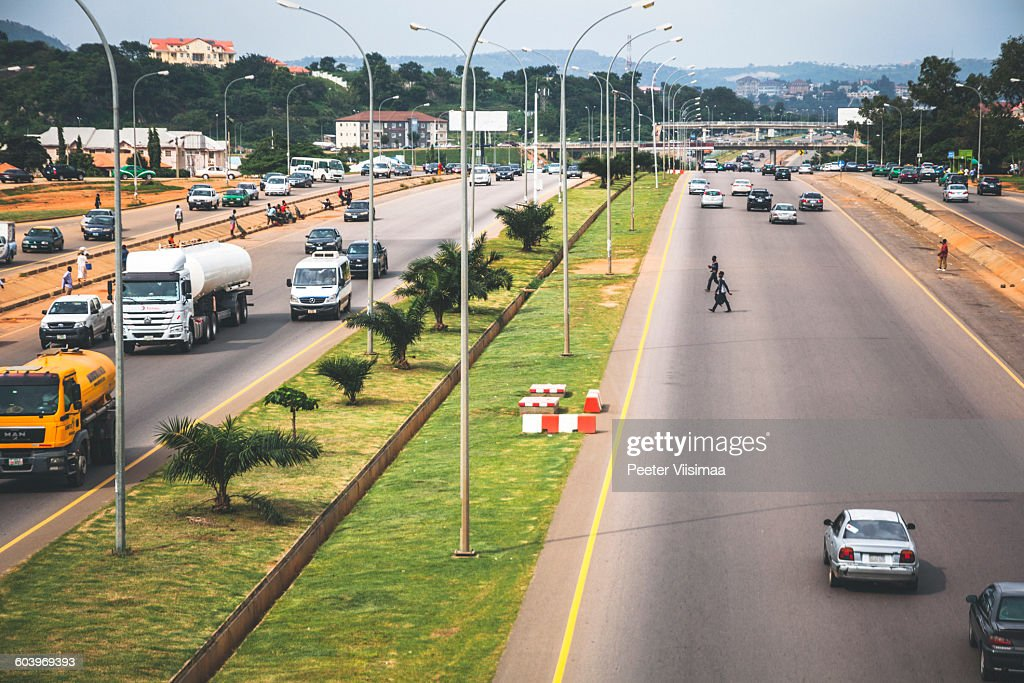Abuja, Nigeria. : Stock Photo
