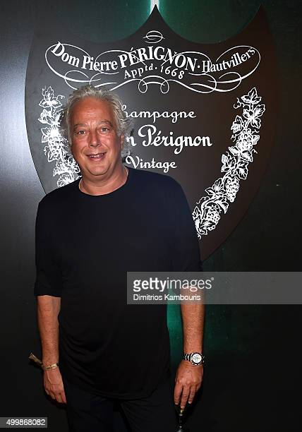 Aby Rosen attends Dom Perignon Alex Dellal Stavros Niarchos Vito Schnabel host From Earth to Heart at The W Hotel South Beach on December 4 2015 in...