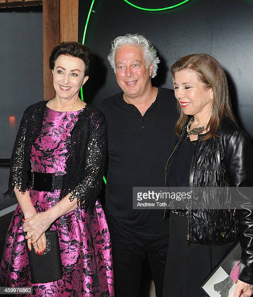 Aby Rosen attends Dom Perignon Celebrates 'Metamorphosis' Art Basel Miami Beach at Wall at W Hotel on December 4 2014 in Miami Beach Florida