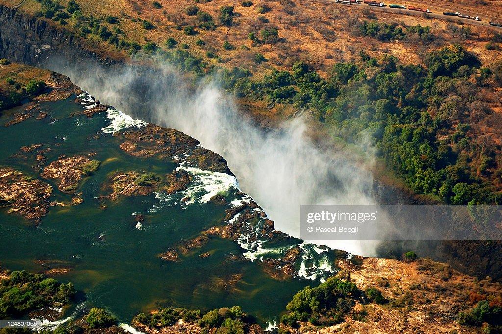 Abyss - Zambia : Stock Photo