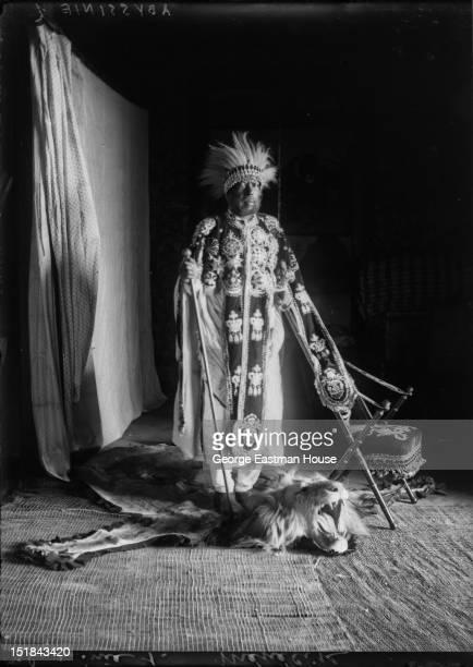 Abyssinie Menelek/ABYSSINIE between 1900 and 1919