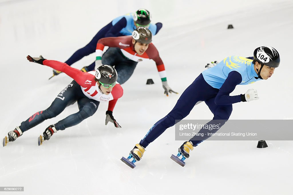 ISU World Cup Short Track - Shanghai Day 2