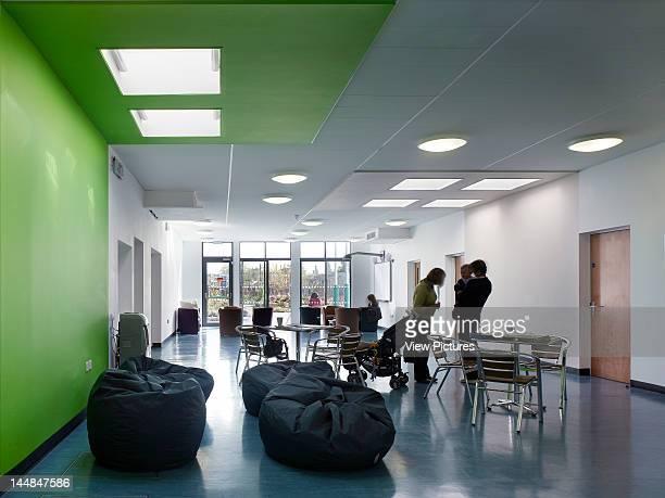 Acacia Intergenerational Activity Centre Grove Road LondonUnited Kingdom Architect C U R L L A T O U R E L L E A R C H I T E C T S Common Area By...