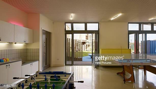 Acacia Intergenerational Activity Centre Grove Road LondonUnited Kingdom Architect C U R L L A T O U R E L L E A R C H I T E C T S Playground...