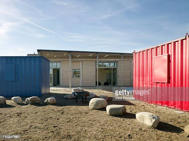 Acacia Intergenerational Activity Centre Grove Road LondonUnited Kingdom Architect C U R L L A T O U R E L L E A R C H I T E C T S Playground By Curl...