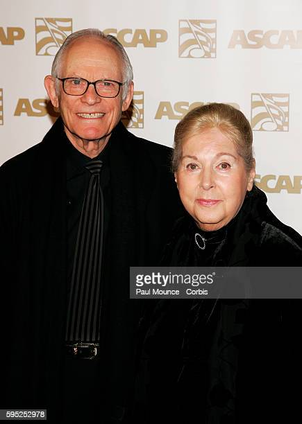 Academy and Grammy award winning songwriters Alan and Marilyn Bergman arrive at the 2007 ASCAP Pop Music Awards held at the Kodak Theatre in...