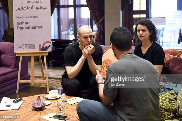 Academy Award nominated American filmmaker Joshua Oppenheimer hosts a mentoring session with director Karim Sayad and producer Joëlle Bertossa to...