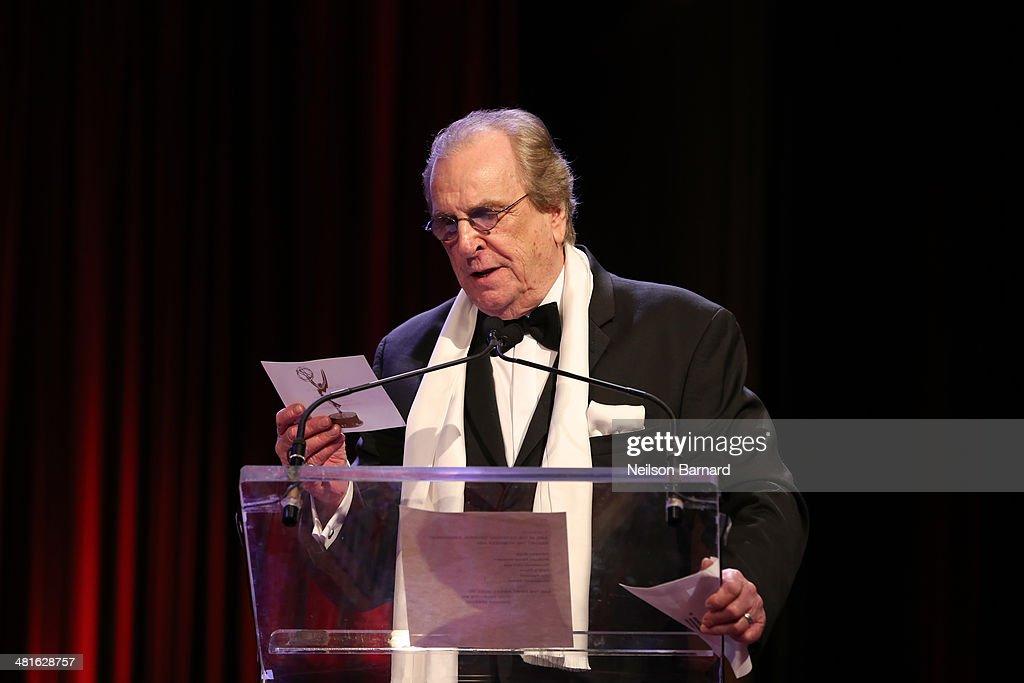 57th Annual New York Emmy Awards - Inside : News Photo