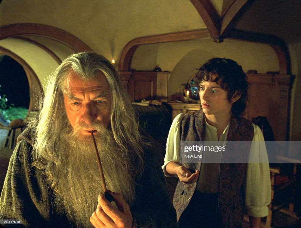 """New Line Cinema's """"Lord Of The Rings"""" Gets 13 Oscar Nominations : News Photo"""