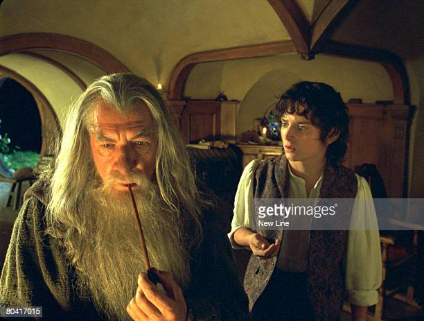Academy Award nominee Fran Walsh Philippa Boyens Peter Jackson for Best Adapted Screenplay in New Line Cinema's epic adventure The Lord of the Rings...