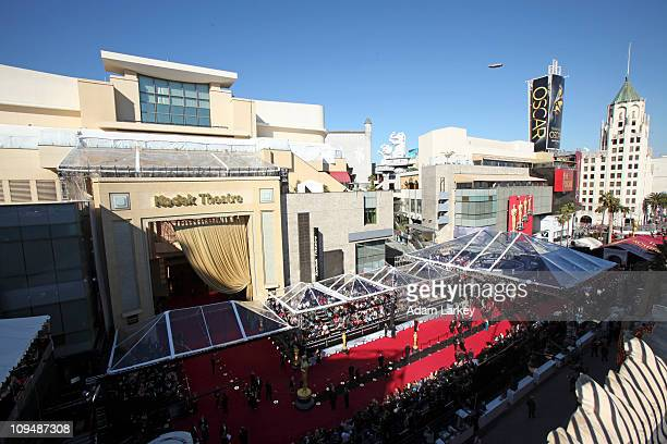 Academy Awards for outstanding film achievements of 2010 will be presented on Sunday, February 27 at the Kodak Theatre at Hollywood & Highland...