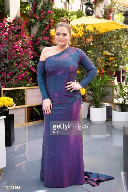 Academy Awards -- Pictured: Lauren Ash --