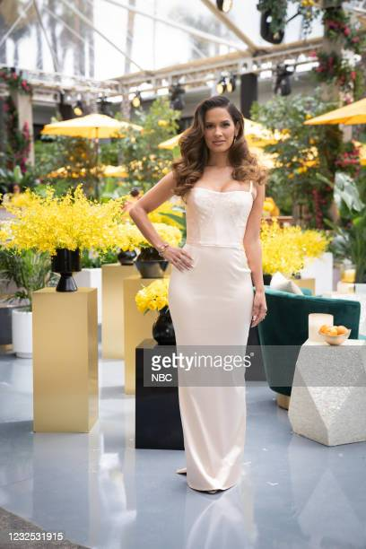 Academy Awards -- Pictured: Rocsi Diaz --
