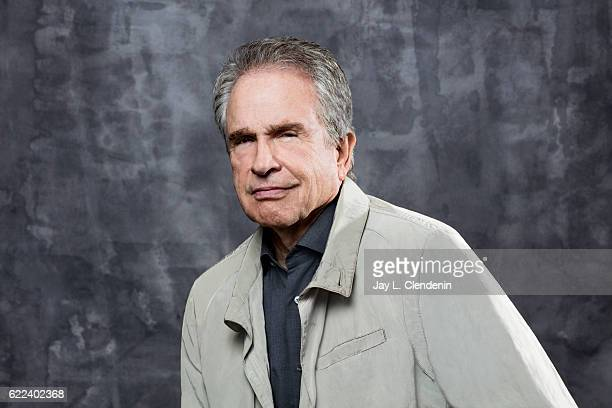 Academy Awardwinning actor Warren Beatty is photographed for Los Angeles Times on October 19 2016 in Los Angeles California PUBLISHED IMAGE CREDIT...