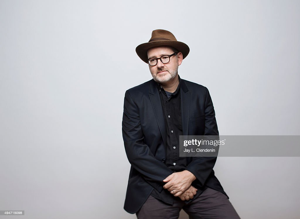 Academy Award-winning director Morgan Neville, with the documentaries, 'The Music of Strangers, is photographed for Los Angeles Times on September 25, 2015 in Toronto, Ontario. PUBLISHED IMAGE.