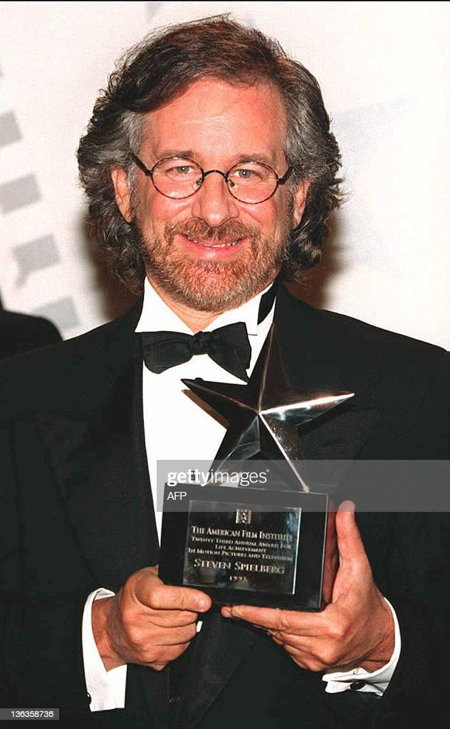 Academy Award-winning director Steven Sp : News Photo