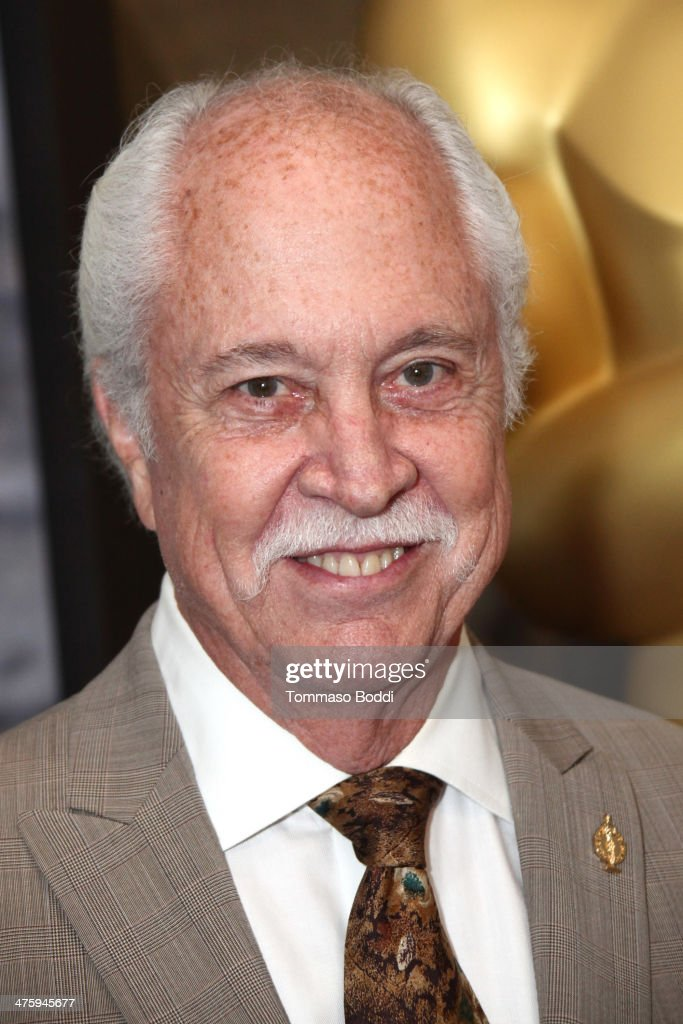 Academy Governor Leonard Engelman attends the 86th Annual Academy Awards - Makeup And Hairstyling at the AMPAS Samuel Goldwyn Theater on March 1, 2014 in Beverly Hills, California.