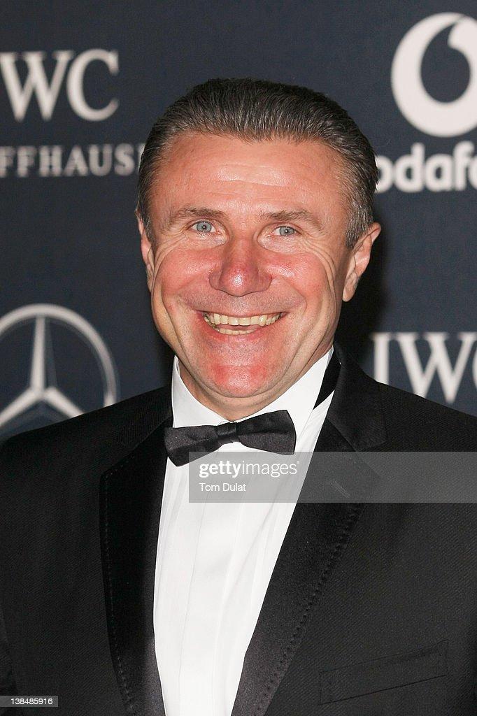 Red Carpet Arrivals-2012 Laureus World Sports Awards