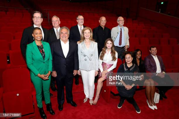 Academy Museum of Motion Pictures Chief Artistic and Programming Officer Jacqueline Stewart, Academy of Motion Picture Arts and Sciences President...