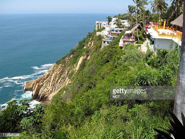 Acapulco may face deteriorating security but the cliffside views remain as spectacular as ever October 14 2010