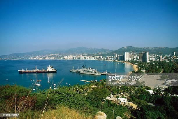 acapulco, mexico - ゲレーロ州 ストックフォトと画像