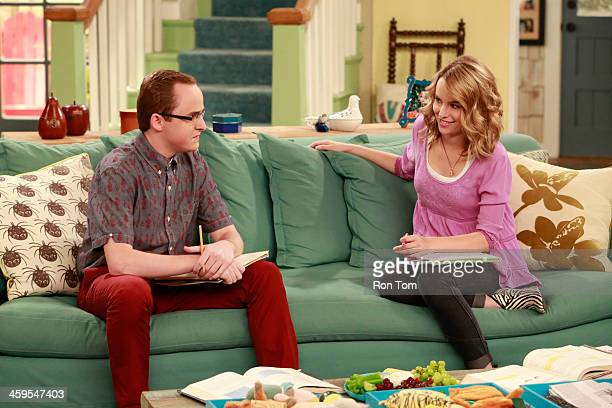 CHARLIE Accepted Teddy is disappointed when she is waitlisted at her first choice for college This episode of Good Luck Charlie airs SUNDAY JANUARY...
