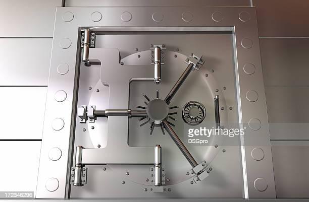 access bank door