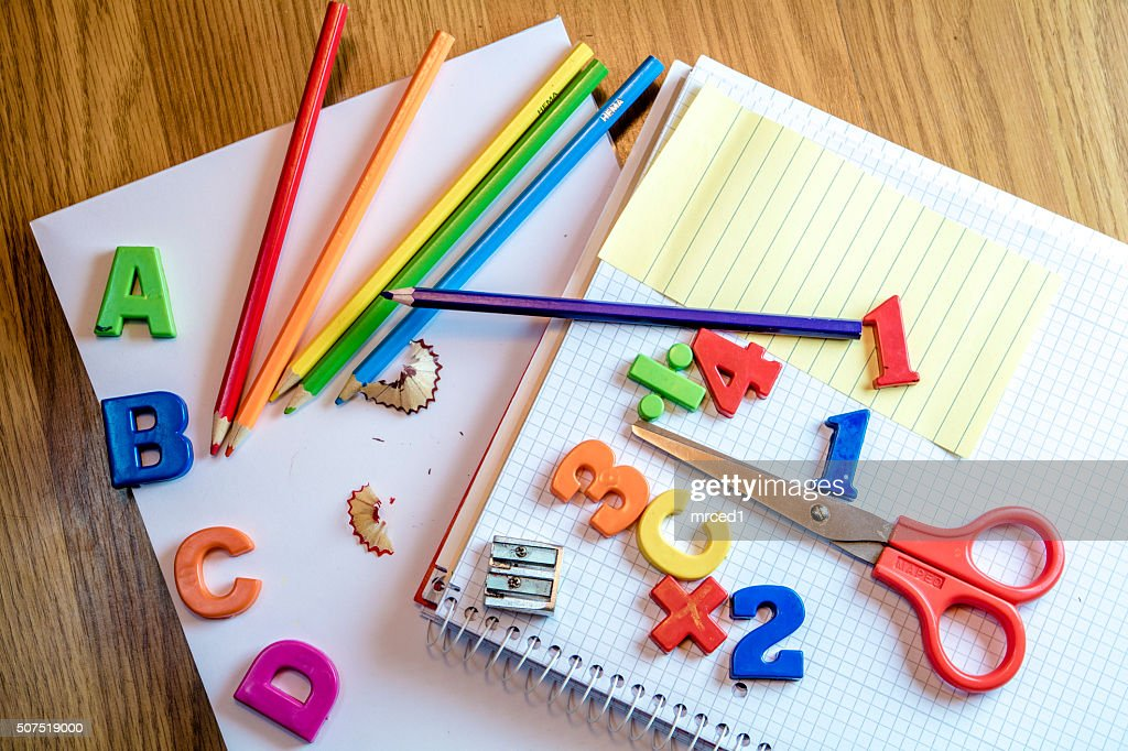 Accessoires d'écolier