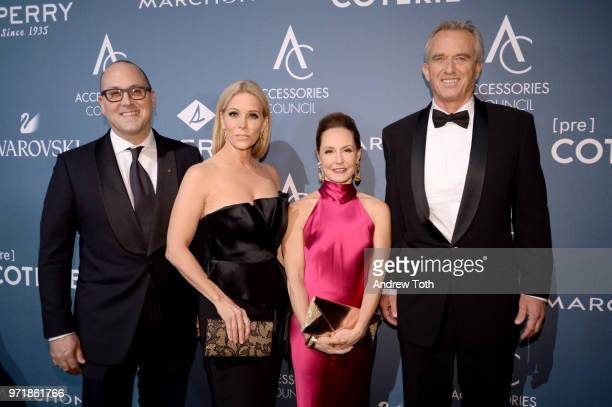 Accessories Council Chairman Frank Zambrelli Cheryl Hines Accessories Council President Karen Giberson and Waterkeeper Alliance President Bobby...