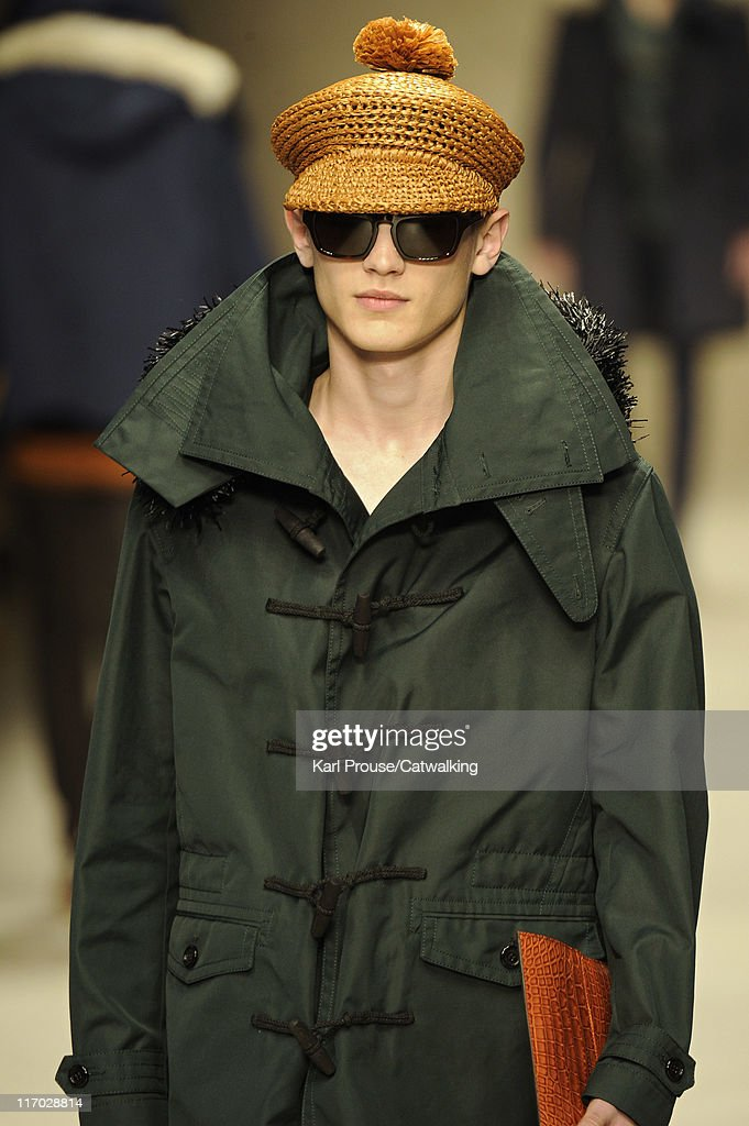 c4ca5a5b3b4 Burberry Prorsum - Spring 2012 Runway - Milan Menswear Fashion Week   News  Photo