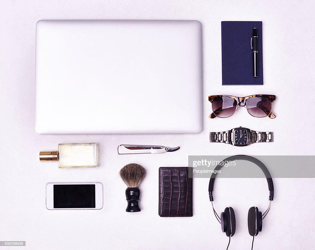 Accessorize : Stock Photo