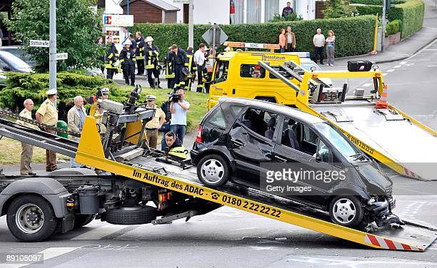 20 People Killed After Car Rams German Parade Pictures