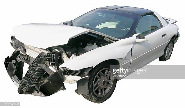 Accident - front-end